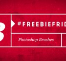 #FreebieFriday – Paper Photoshop Brushes