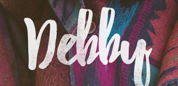 VTC-Top-FREE-Vintage-Fonts-2016-Debby