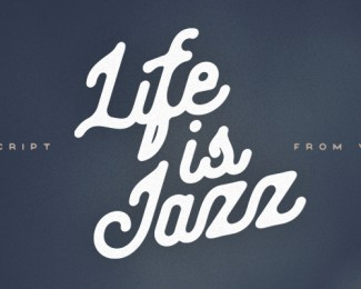 Life Is Jazz Script