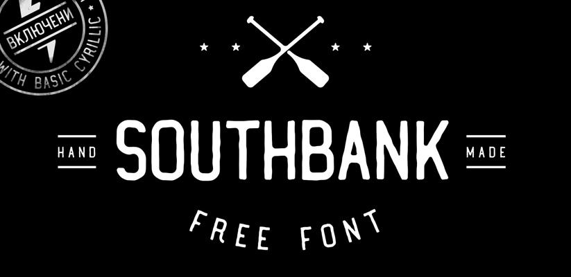 Southbank FREE Font 2016