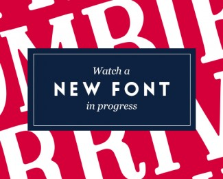 Watch How To Make a Font