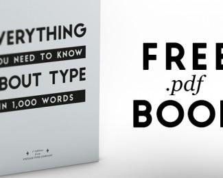 FREE Type Book Vintage Type Company 2016