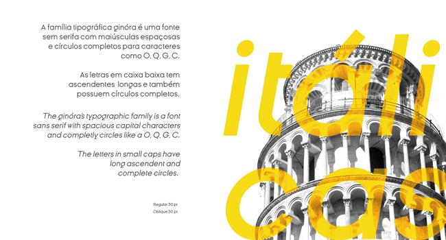 Ginora Sans Free Font October 2017